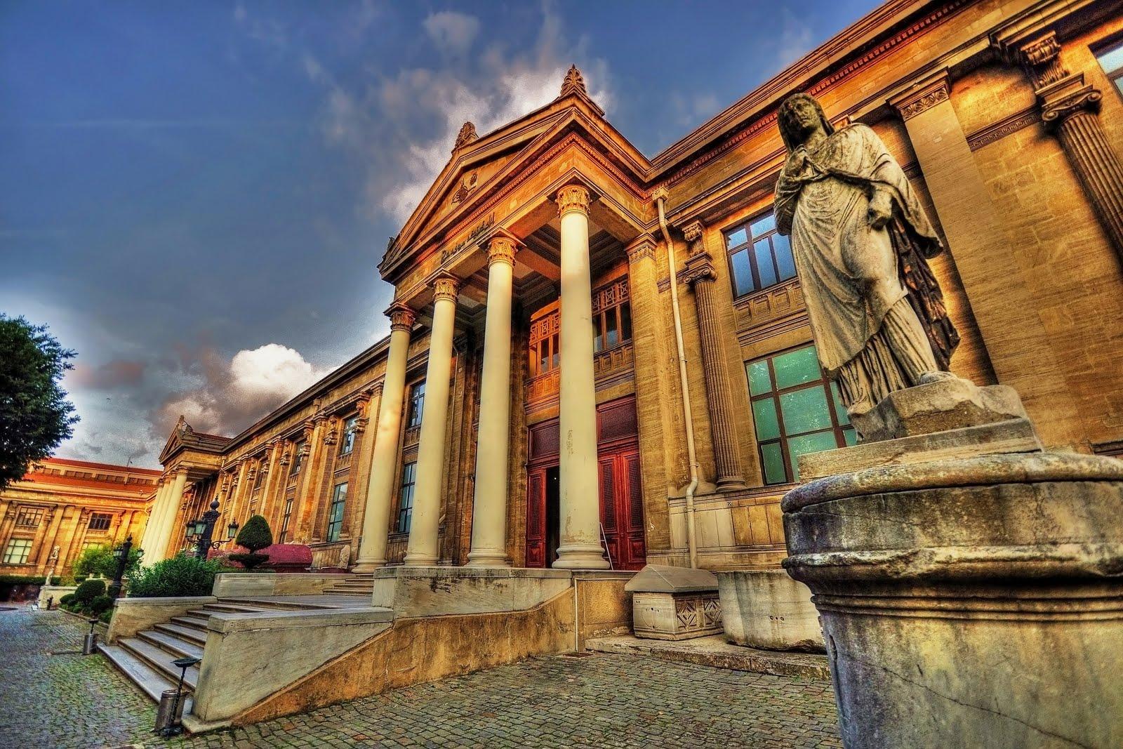 İstanbul Arkeoloji Müzeleri yenilenen bölümleriyle tarihimize ışık tutuyor