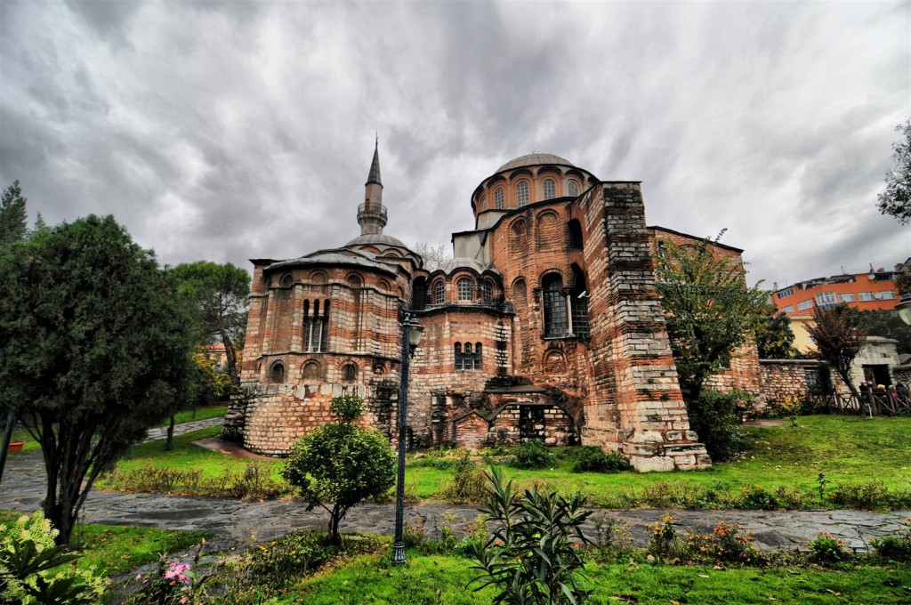 Chora (Kariye) Church & Museum