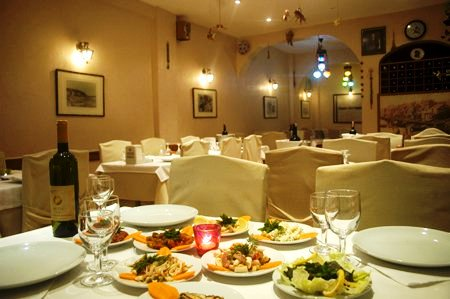 Kumkapi Fener Fish Restaurant