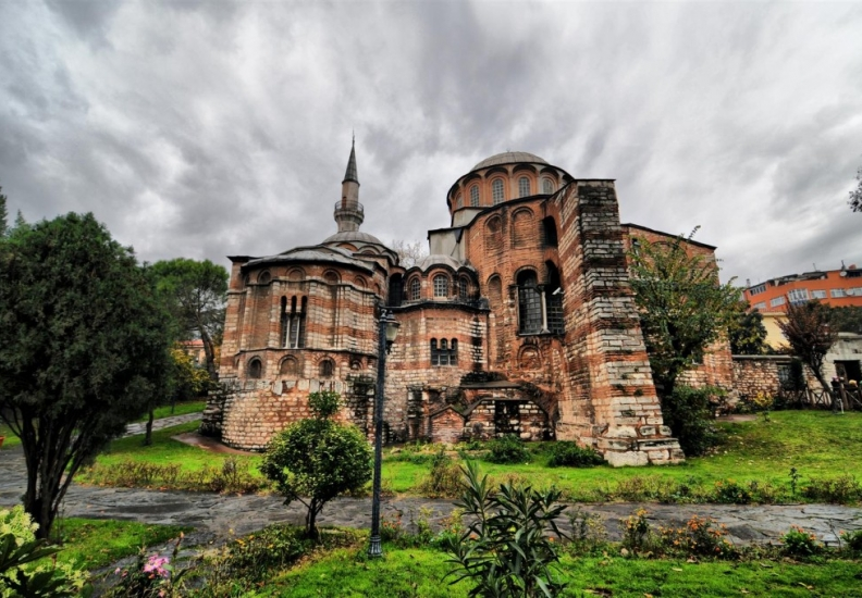 Kariye Kilisesi & Müzesi
