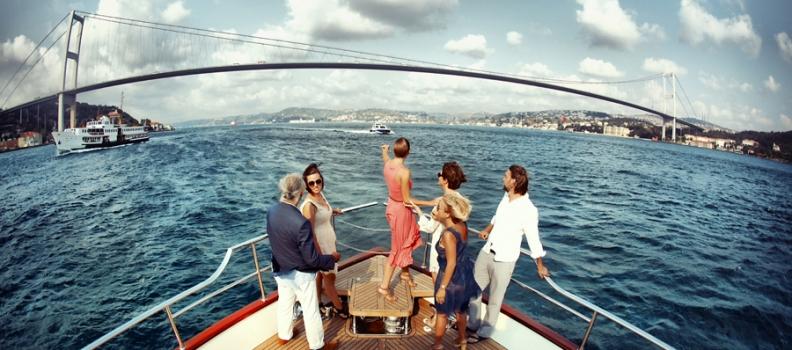 Yarım Gün Boğaz'da Tekne Turu